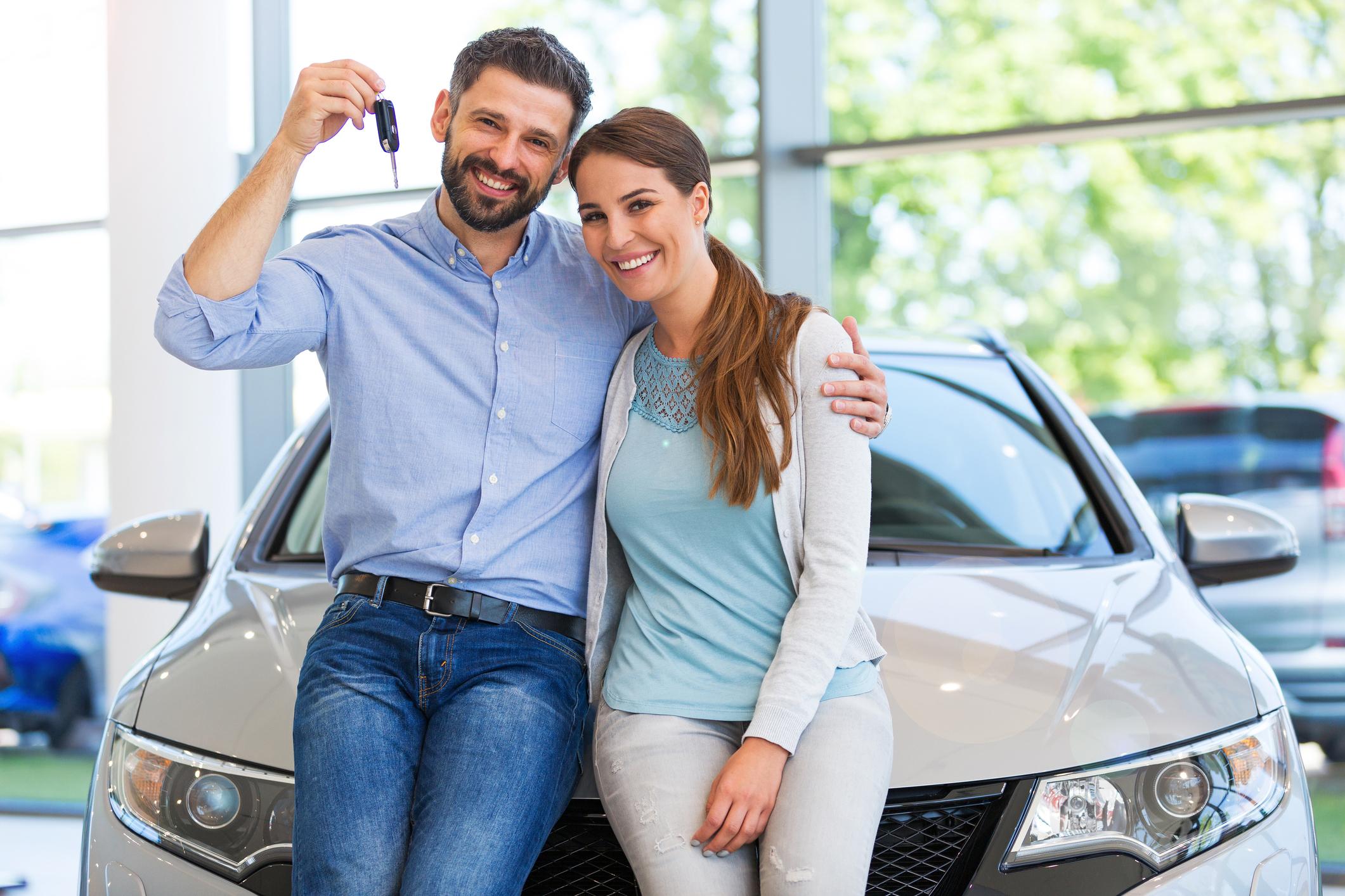 Det är härligt med en ny bil! Men har du råd?